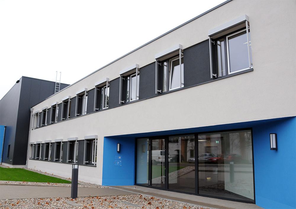 ARTES Valve & Service GmbH Haupteingang