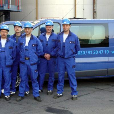ARTES Valve & Service GmbH Service Team